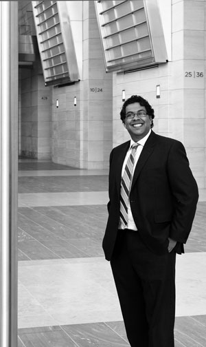 Mayor Naheed Nenshi says he supports allowing legalization and development of secondary suites across Calgary. He says doing so will open up the already tight rental market. Photo courtesy of the office of the mayor.
