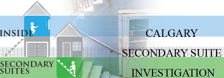 Calgary Secondary Suites